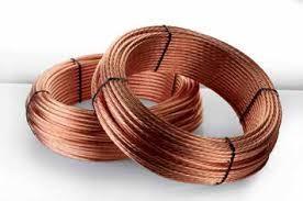 Cable De Cobre Desnudo 50mm