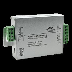 AMPLIFICADOR DE SEÑAL RGB IP20