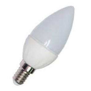 LAMPARA VELA LED 6W E14 3000ºK REF.62065