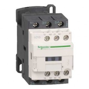 CONTACTOR 1NA/1NC 230V LC1D SCHNEIDER ELECTRIC
