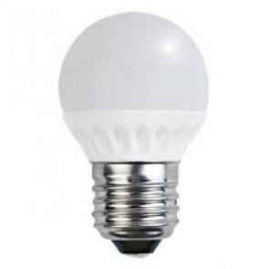 LAMPARA ESFERICA LED 7W E27 3000ºK REF. 62292