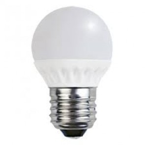 LAMPARA ESFERICA LED 6W E27 5000ºK REF.62070