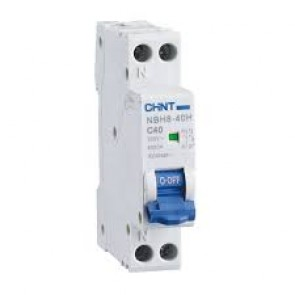 INTERRUPTOR MAGNETOTERMICO 1 POLO CHINT