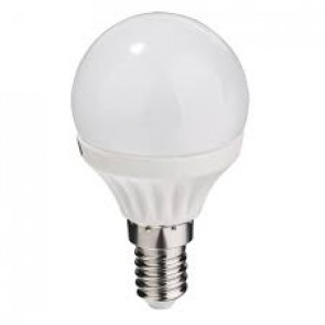 LAMPARA ESFERICA LED 6W E14 5000ºK REF.62068