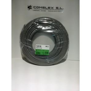 Hilo Flexible L.H. H07Z1-K 10 (VENTA DE ROLLOS)