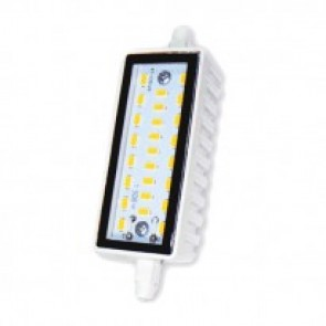 LAMPARA LED R7S J118 SLIM 10W ALG